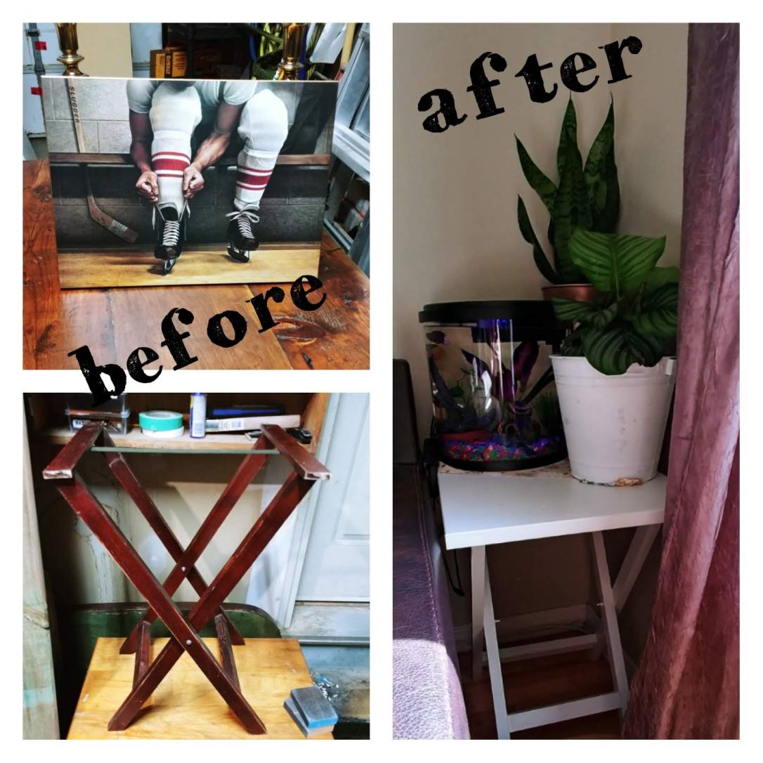 B&A Side Table