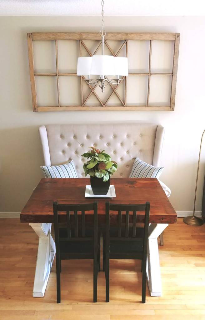 Frame in Dining Room